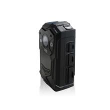 Câmera sem fio de bolso 1080p polícia câmera de vídeo de visão nocturna do GPS IR câmera de bolso