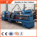 Máquina del torno de la cama de la gap de la alta precisión Cw6280 para el acero