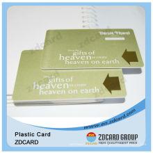 Carte de visite de PVC NFC pour le système de fidélité