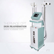 Aribaba vertical fractional rf skin tightening machine for scar removal,skin resurfacing,acne removal