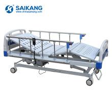 SK005-8 3-Фунции Многофункциональная электрическая Больничная койка