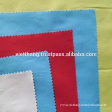 100% COTTON FABRIC 74*60 CD20*CD30 137gsm plain weaving.