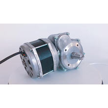 220V 125mm self-locking induction motor for boom barrier
