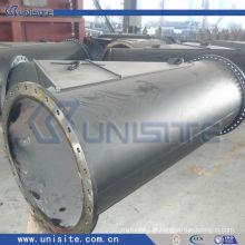 Aço inoxidável de alta pressão e ramificação de tubos (USB041)
