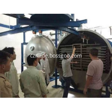 Export Herbals Concentration Cold Drying Machine