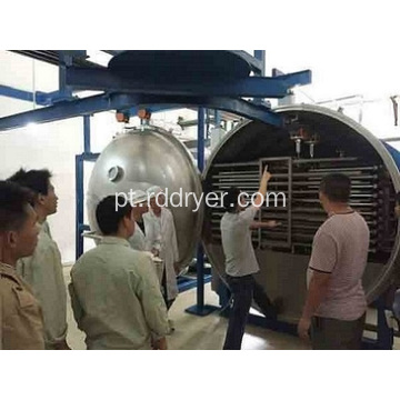 Exportar Herbals Concentration Cold Drying Machine