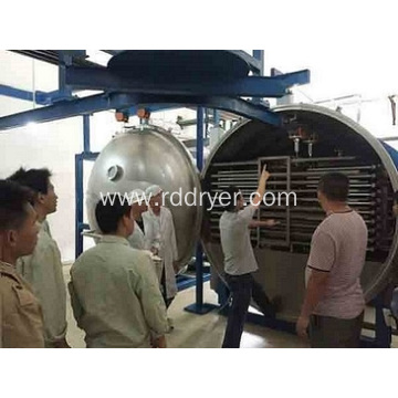 Vacuum Dryer with CE-food Processing Machinery Dryer