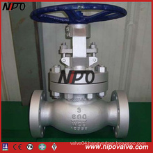 Cast Steel Flanged Globe Valve