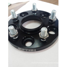 15mm 5*108 Black Anodized Wheel Spacer for Car