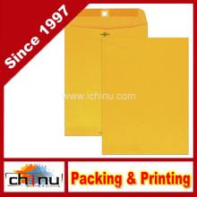 Sobre personalizado de papel impreso (4413)