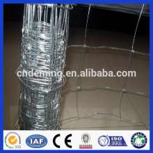 Hochwertiger Bestpreis galvanisierter und PVC-beschichteter Grasfeldzaun für Kuh (ISO9001: 2008)
