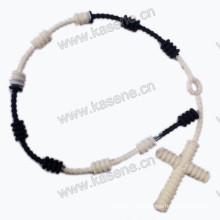 Modische kundenspezifische Gummi-Armbänder für Männer