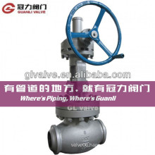 Flange Weld Connection Globe Valve with Ce API ISO Certifications