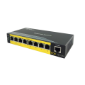 POE Switch 8 портов 10 / 100M неуправляемый