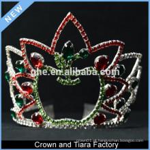 Princesas personalizadas Princesa coroas para meninas