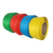 Зеленый упаковочный ремень из полипропилена