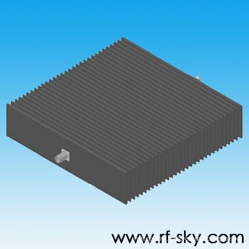 DC-3GHz 30 to 60dB 1000W N Connector Type rf coaxial Attenuator