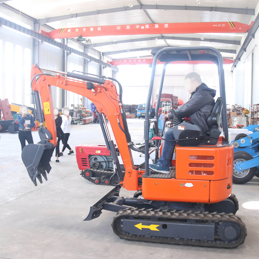 Micro Excavator For Sale