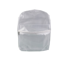 Wholesale Waterproof Transparent pvc Backpack Women Clear Backpack Transparent PVC Zipper Bag