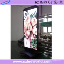 Reproductor de pantalla LED P4 para promoción / alta definición
