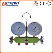 AC Manifold Gauge R12 R22 R134a Refrigeration Kit