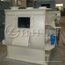 Mezclador de mortero de mezcla seca, mezclador de doble eje