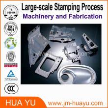 Piezas de automóvil a gran escala del acero inoxidable del OEM que trabajan a máquina piezas