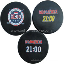 Silikon-Gummi-Eishockey-Puck