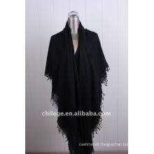 cashmere/silk blend scarves women accessories cashmere silk plain square scarf stole fleece set