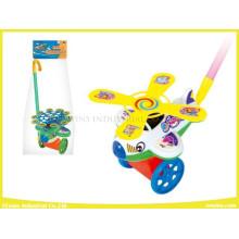 Push Pull Spielzeug Airliner Kunststoff Spielzeug