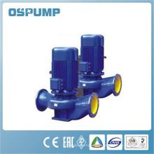 Pompe à eau de grand volume de série de GW / pompe industrielle de transfert d'eaux d'égout