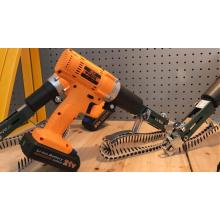 electric collated screw gun for Drywall wood