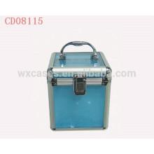 emballage du CD en aluminium haute qualité CD 80 disques fabricant, Chine