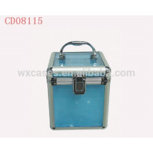 embalagens de CD de alumínio da alta qualidade CD 80 discos do fabricante de China