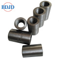 splicing steel threaded rebar coupler