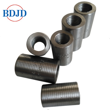 splicing steel rebar coupler berulir