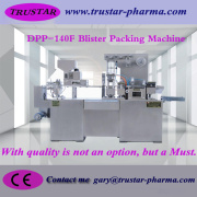DPP-140 Automatic capsule tablet blister packing machine
