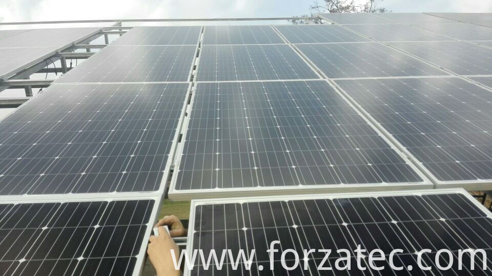 15KW Solar Power System