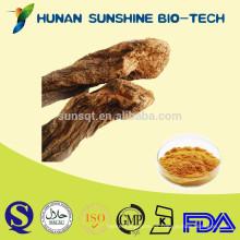 Ingredientes alimenticios funcionales de China Proveedor Sex Enhancer Powder Extracto de Songaria Cynomorium
