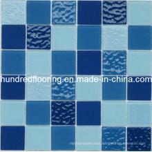Glass Mosaic Swimming Pool Mosaic (HSP303)