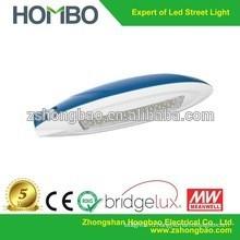 Прямой завод литой алюминиевый UL DLC SMD 30W 40W 50W светодиодный уличный фонарь