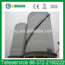 1000m3 grain storage steel silo