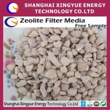 Preço de zeólita ativado natural da fábrica de classe industrial de alta pureza para águas residuais
