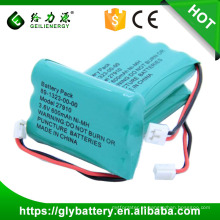 GLE-27910 Ni-MH Rechargeable AAA 3.6V 600mAh Battery Pack For Cordless Phone