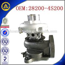 GT17 28200-4S200 turbocompresseur pour Hyundai