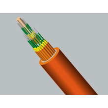 Multi-Fiber Breakout Indoor Cable