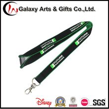 Double Polyester Custom Printed Lanyard with Breakway Buckle