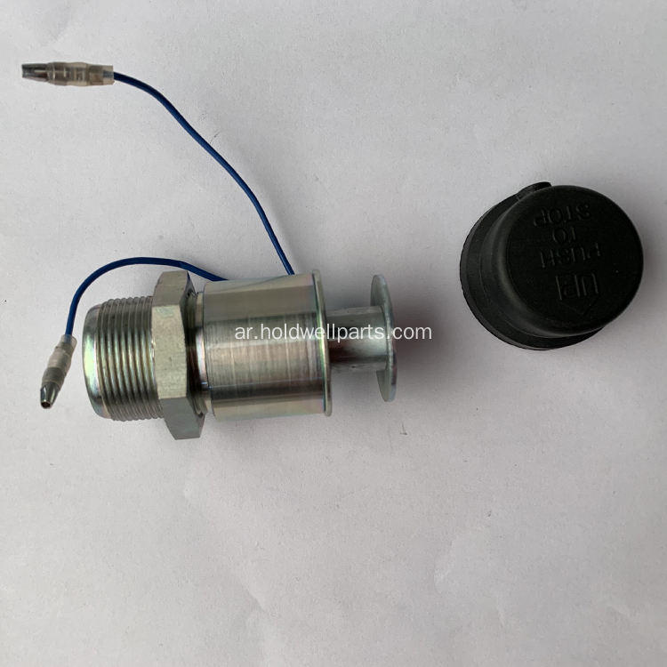 Mitsubishi Stop Solenoid 30C87-00060 for MT2100 210 2500
