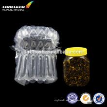 bolso de embalaje de plástico de burbuja de aire para protección con buena calidad