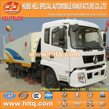 DONGFENG 4x2 road sweeper cheap price good quality hot sale for sale
